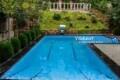 اجاره ویلا استخردار کلاردشت جنگلی حیاط دار بزرگ با استخر روباز در کلاردشت (1)